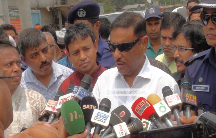 সরকারের নজিরবিহীন উন্নয়ন কর্মকান্ডে বিএনপি হতাশ:  সেতুমন্ত্রী