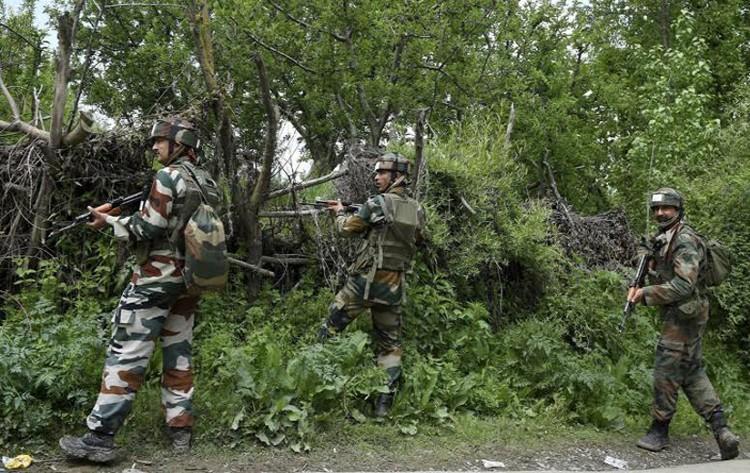 ভারতীয় সেনার গুলিতে পাক জঙ্গি নিহত