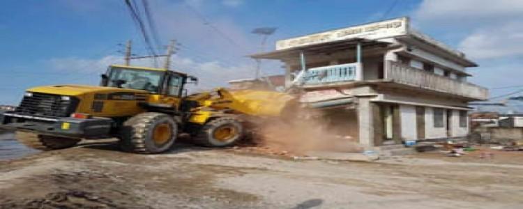 ডিএনসিসি'র ৩৭ একর জমি অবৈধ দখলমুক্ত