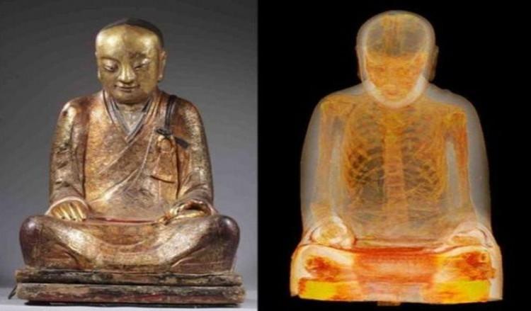 চীনের ১ হাজার বছরের পুরনো মূর্তি  চুরি: গ্রামবাসীর মামলা