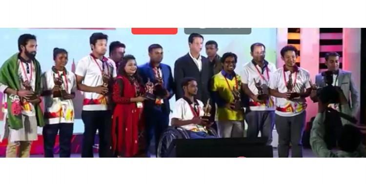 জয় বাংলা ইয়ুথ অ্যাওয়ার্ডে সেরা দশে পীরগঞ্জের 'আইপজিটিভ'