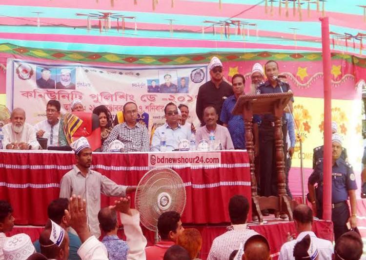 ইন্দুরকানীতে কমিউনিটি পুলিশিং ডে উপলক্ষে র্যালী ও আলোচনা সভা অনুষ্ঠিত