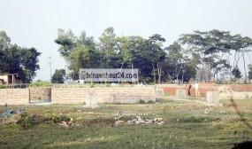 নবীগঞ্জে সরকারী জায়গায় ইলেকট্রনিক্স ইটভাটা নির্মাণ : এলাকাবাসীদের ক্ষোভ