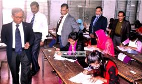ঢাবি গার্হস্থ্য অর্থনীতি ইউনিটের ১ম বর্ষ স্নাতক সম্মান শ্রেণির ভর্তি পরীক্ষা অনুষ্ঠিত