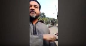 উল্টো পথে গাড়ি : কাগজ চাওয়ায় সার্জেন্টের উপর হামলা (ভিডিও)