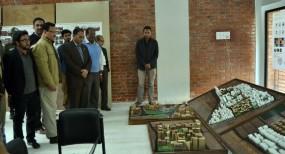 পরিকল্পিত নগরী গড়তে রুয়েটে প্রকল্প প্রদর্শন