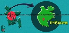 চাঁপাইনবাবগঞ্জে কীটনাশকের দোকান আগুনে পুড়ে ছাই