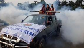 রাজধানীর মশা নিয়ন্ত্রণে ডিএনসিসি'র ক্রাশ প্রোগ্রামের বিকল্প নাই: ডেইজী সরোয়ার