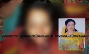 শ্রীপুরে নববধূকে গলাকেটে হত্যা : স্বামী পলাতক