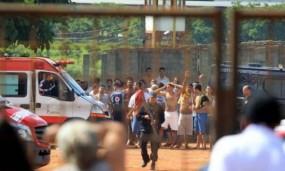 ব্রাজিলে জেল ভেঙ্গে পালানোর চেষ্টা : গোলাগুলিতে নিহত ২০