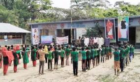 মোরেলগঞ্জে সরকারি বিদ্যালয় থেকে লাখ টাকার মালামাল চুরি