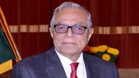 রাষ্ট্রপতি হিসেবে আজ শপথ নেবেন আবদুল হামিদ