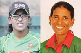 দুই ফরম্যাটের দুই অধিনায়ক নারী ক্রিকেট দলে