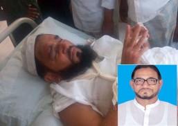 সড়ক দুর্ঘটনায় বরগুনা ২ এর সাবেক এমপি হিরু আহত