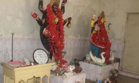 পিরোজপুর কেন্দ্রীয় কালী মন্দিরে চুরি