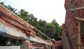 ধামইরহাটে কালবৈশাখী কেড়ে নিলো গৃহবধুর মুখের হাসি