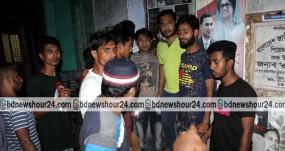 পিরোজপুর বিএনপি কার্যালয়ে তালা ঝুলিয়ে দিয়েছেপদবঞ্চিত ছাত্রদল