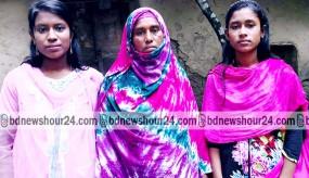 তিন মেয়ের ভবিষৎ নিয়ে শঙ্কায় মুক্তিযোদ্ধা হামেদ আলীর স্ত্রী, পায় না কোনো ভাতা