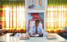 বশেমুরবিপ্রবি'র স্বাধীনতা দিবস হলের নতুন প্রভোস্ট মুহাম্মাদ রবি উল্লাহ