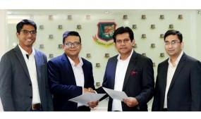 বাংলাদেশ ক্রিকেটের নতুন স্পন্সর 'ইউনিলিভার'