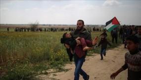 ইসরায়েলি বাহিনীর গুলিতে ৩ ফিলিস্তিনি নিহত