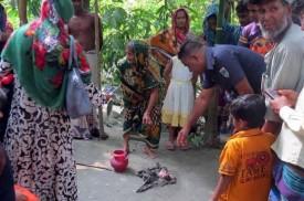 মোরেলগঞ্জে খালে মিলল নবজাতকের লাশ