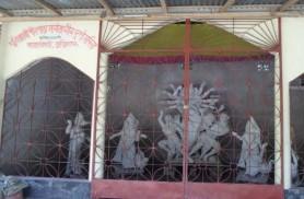 শারদীয় দুর্গাপূজা, এবার রাজারহাটে ১১৯টি মন্দিরে পূজার প্রস্তুতি সম্পন্ন