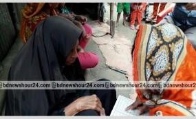 শ্রীপুরে কোরআন শেখাচ্ছেন ৮০ বছর বয়সী আছিয়া বেগম (ভিডিও)