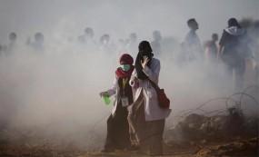 ইসরায়েলি বাহিনীর গুলিতে ৭ ফিলিস্তিনি নিহত