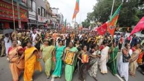মন্দিরে নারীদের প্রবেশ নিয়ে তুমুল উত্তেজনা ভারতে