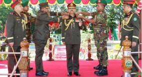 জাতীয় প্রয়োজনে সেনাবাহিনীকে প্রস্তুত থাকতে হবে: সেনাপ্রধান