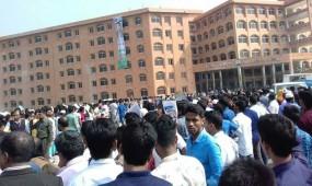 বরিশাল বিশ্ববিদ্যালয়ে 'খ' ও 'গ' ইউনিটের ভর্তি পরীক্ষা সম্পন্ন