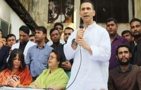 গাজীপুর-৪ আসনে ভোট চাচ্ছেন সোহেল তাজ