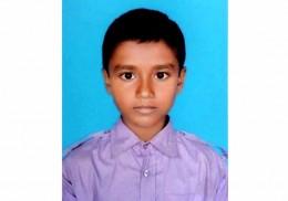 ঝিনাইদহে স্কুল ছাত্রকে শ্বাসরোধ করে হত্যা