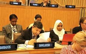 জলবায়ু চ্যালেঞ্জ মোকাবিলায় বাংলাদেশ টেকসই উন্নয়ন বাস্তবায়ন করছে