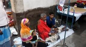 শৈলকুপায় দু'দল গ্রামবাসীর সংঘর্ষ, আহত ১০
