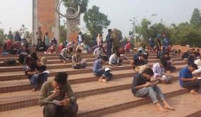 কুবিতে বিএনসিসি'র ৯ম ক্যাডেট ভর্তি পরীক্ষা সম্পন্ন
