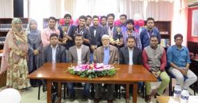 এনইউবিটি খুলনায় আন্ত:বিশ্ববিদ্যালয় সংসদীয় বির্তক প্রতিযোগিতার ফাইনাল অনুষ্ঠিত