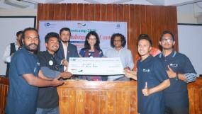 রাবিতে 'মিডিয়া টেক চ্যালেঞ্জ' প্রতিযোগিতায় চ্যাম্পিয়ন টিম স্টেপ ওয়ান