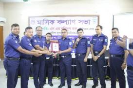 লালমনিরহাট জেলার শ্রেষ্ঠ পুলিশ অফিসার 'ওসি মকবুল'