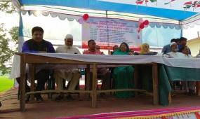 কালীগঞ্জে নবনির্বাচিত উপজেলা চেয়ারম্যানদের সংবর্ধনা
