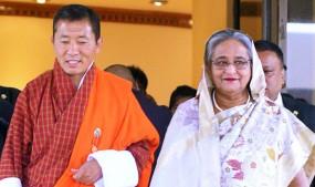 বাংলাদেশ-ভুটানের মধ্যে ৫ বিষয়ে সমঝোতা স্মারক সই