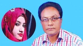 নুসরাত হত্যা: সোনাগাজী উপজেলা আ.লীগের সভাপতি আটক