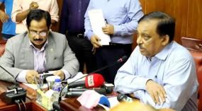 ফণী মোকাবিলায় 'সর্বোচ্চ সতর্কতা' অবলম্বন: স্বরাষ্ট্রমন্ত্রী