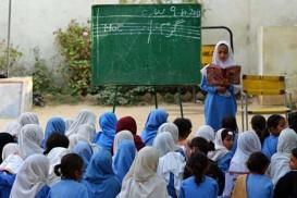 পাকিস্তানে ক্লাসে অনুপস্থিতির দায়ে দুই হাজারের বেশি শিক্ষক বরখাস্ত