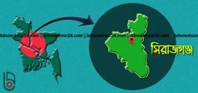 সিরাজগঞ্জে বজ্রপাতে ৪ ঘুমন্ত ধানকাটা শ্রমিক নিহত