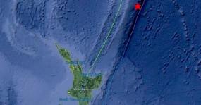 নিউজিল্যান্ডে ৭.২ মাত্রার ভূমিকম্প