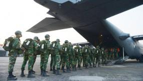 বাংলাদেশ-যুক্তরাষ্ট্র বিমানবাহিনীর যৌথ মহড়া