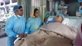 এরশাদের কিডনি কাজ করছে না : জি এম কাদের