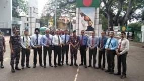 সীমান্ত কোর্সে 'বিএসএফের' উচ্চ পর্যায়ের প্রতিনিধি দল বাংলাদেশে
